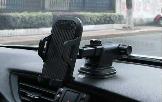 Car Holder Stand Cradle YQ-XP019 Black