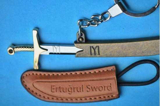 Ertugrul Sword_ Talwar Keychain