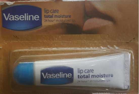 Vaseline Lip Care Total Moisture