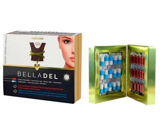 Belladel Weight loss Supplements