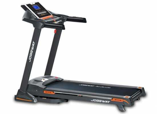 Joggway 1.5 HP DC Treadmill