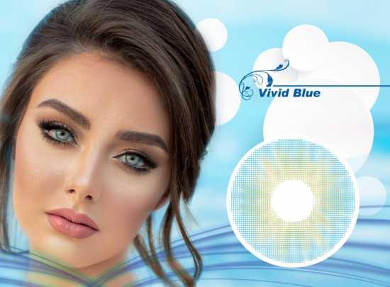 Daily Wear Eye Contact Lens - Color Lens