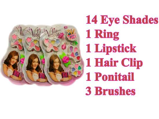 Makeup Kit for Kids - 21 in 1 - High Quality - Imported