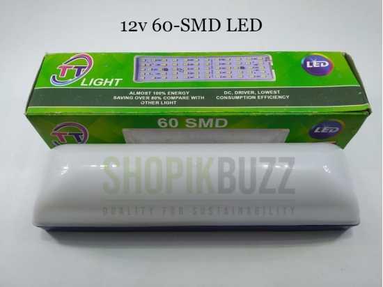 12v DC Led Light 60-SMD 24w Power High Bright Light