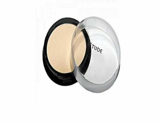 Etude Face Powder And Twin Cake Foundation Refill BE.02