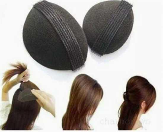 Hair Bump Up Bumpits Princess Styling Tool - Black