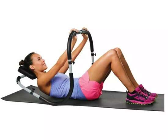 AB Roller perfect fitness crunch