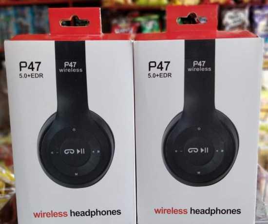 Wireless Headphone Model:P47