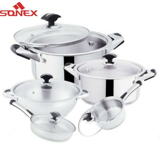 Sonex Mega Classic Gift Pack – 12 Pieces – Stainless Steel