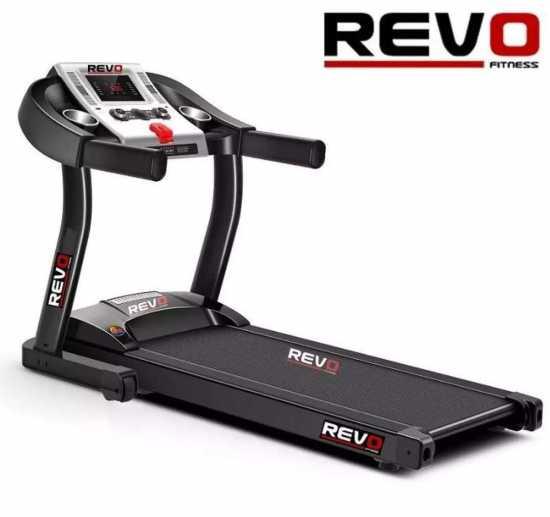 RT100 - Motorized Electric Folding Treadmill Running Machine