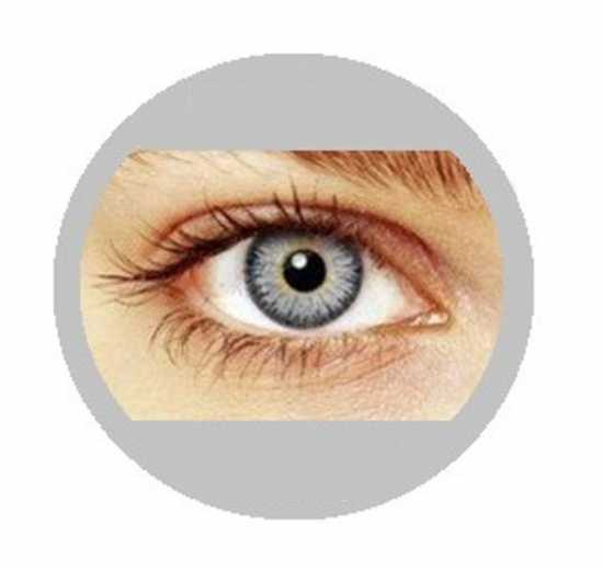 Power/Numbered Eye Contact Lens((Power -3.50) Colour Contact Lenses)