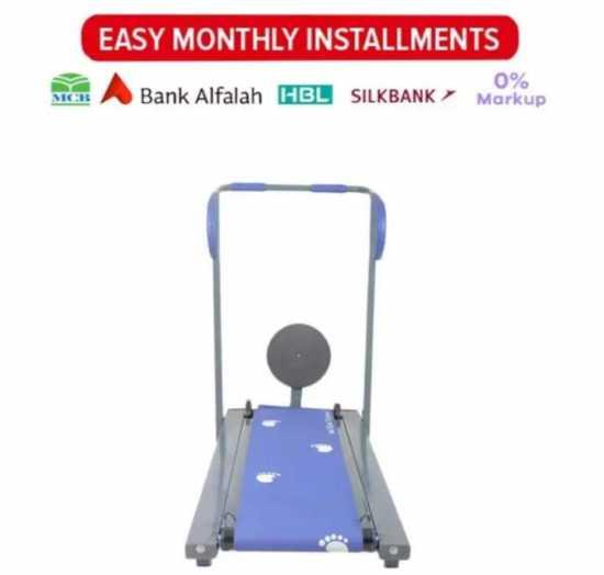 Manual Treadmill - Running Machine
