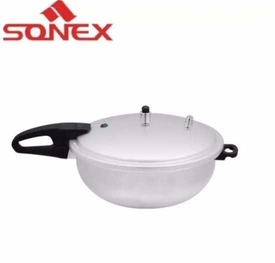 Sonex Karahi Pressure Cooker - 5L  7L  9L  11L