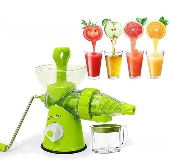 Multifunctional Hand Juice Machine Attractive And Durable