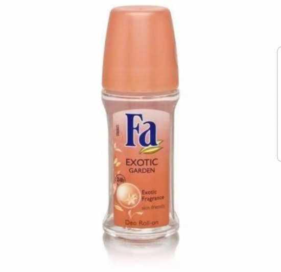 Fa Exotic Garden Anti-Perspirant Deodorant Roll On For Women