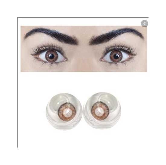 High Quality Contact Lens Multi Color Eye Lens Soft Eye Lenses With Solution...