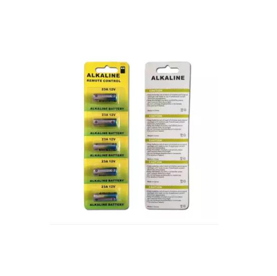 23A Cell 12v Batteries 23AE MS21 A23 V23GA VR22 MN21