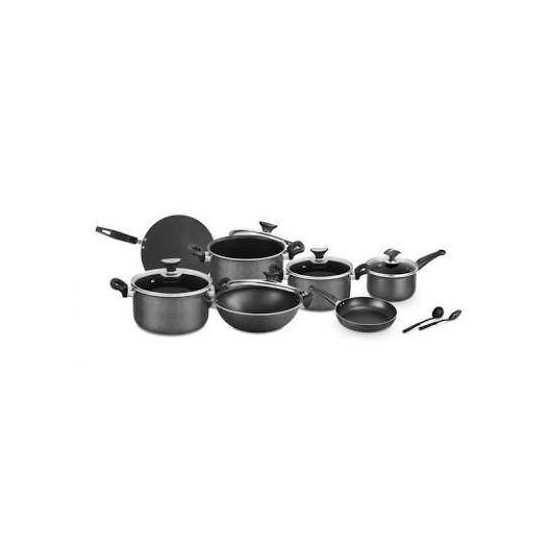 sonex elegant max gift pack cookware 18 pcs