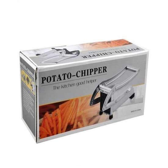 Restaurant Style Potato Chipper And Cutter