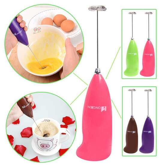 Electric Whisk Mixer Coffee Beater