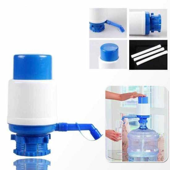 Water Bottle Plastic Pump
