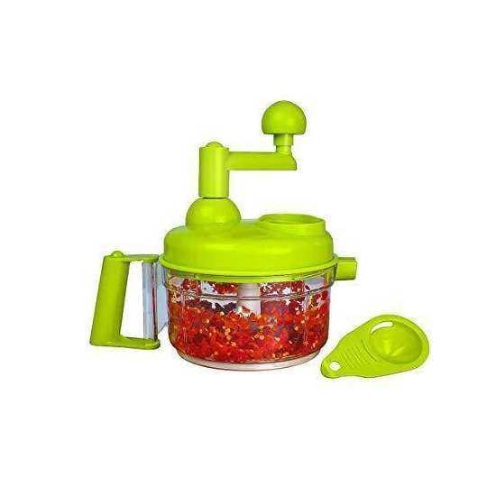 Manual Food Chopper Dicer Blender