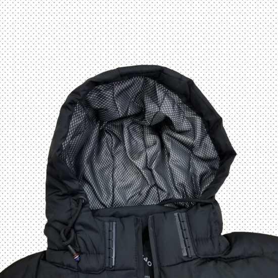 2020Men's New Hood Puffer Sleeveless Jacket Winter  Vest Quilted Jacket