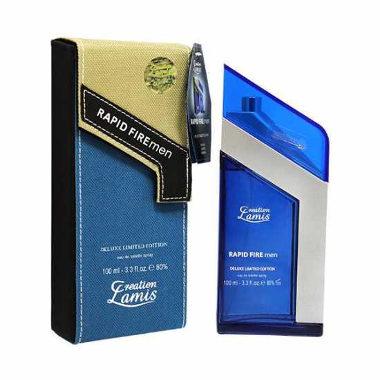 Rapid fire perfume - 100ml