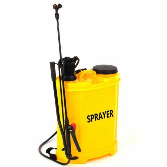 Spray Pump 20 Liters Electric (Battery included) Garden Sprayer Also Sprays...