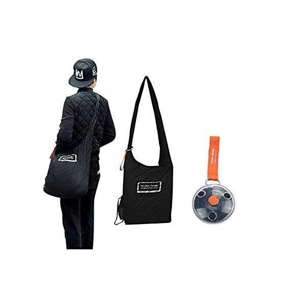 Reusable Shopping Bag with Storage Portable and Recycled Shopping Bags