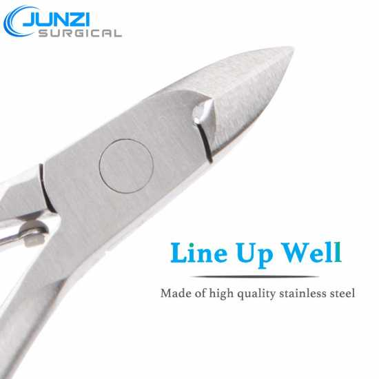 Cuticle Trimmer Cuticle Cutter - Professional Stainless Steel Cuticle Clipper...