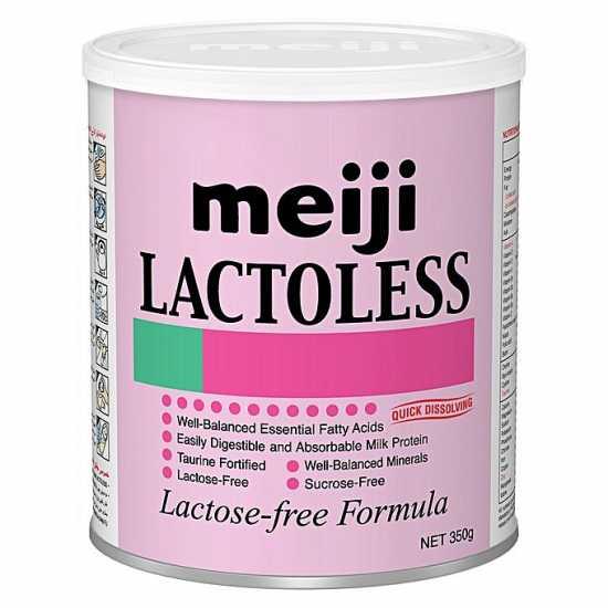 Meiji Lactoless 350g