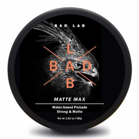 Bad Lab MATTE MAX  water based pomado strong & matte