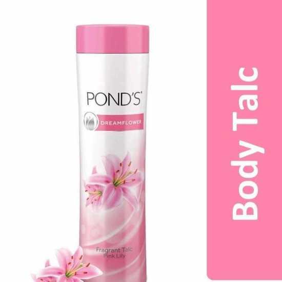 TALCUM POWDER : POND's Dream flower Fragrant Talc 100gm