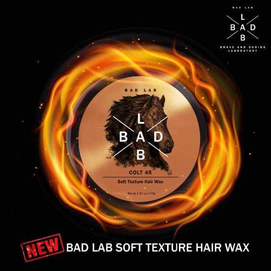 BAD LAB COLT45 SOFT TEXTURE  HAIR WAX