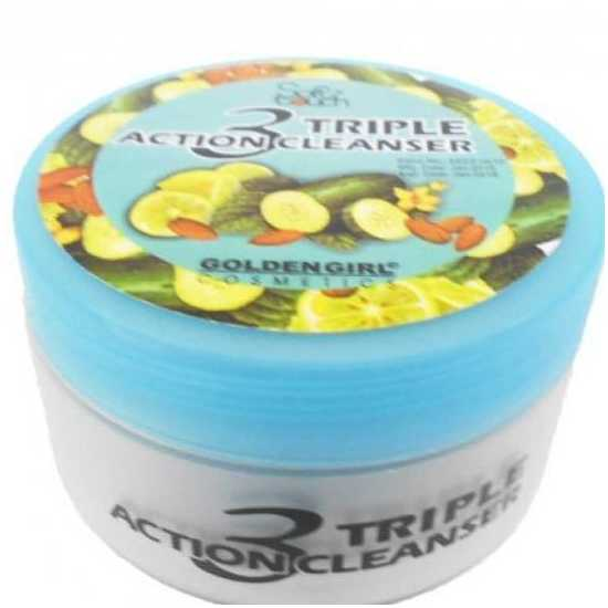 Triple Action Cleanser - 75g