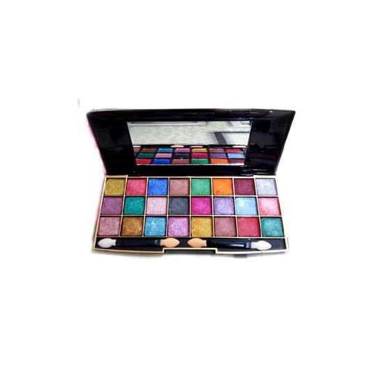 Eyeshadow Pallate MIMS 24 Velvet Foiled