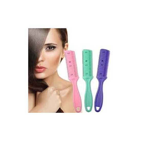 Double Sides Hair Razor Comb Cutter Cutting