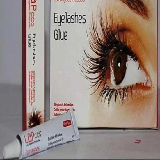 Pack Of 6 - Eyelash Glue - 7 Ml (White)