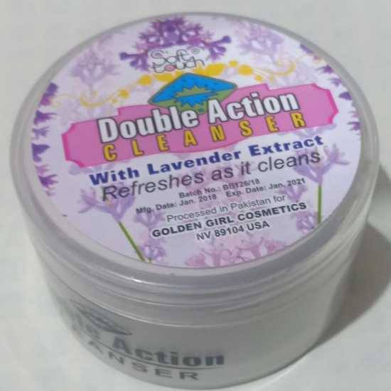 Double Action Cleanser (soft touch)