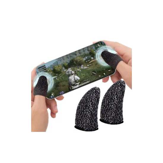 Pubg Game Finger Sleeve Phone Screen Controller Breathable Thumb Protection...