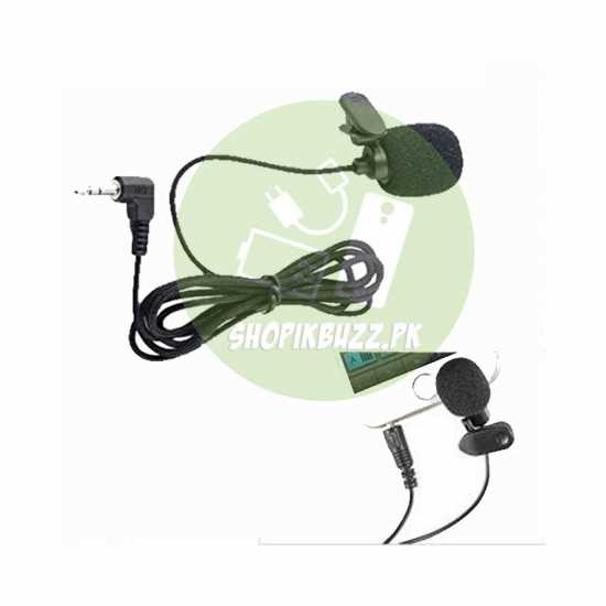 Collar Microphone Professional Mic for PC/Laptop & Phone