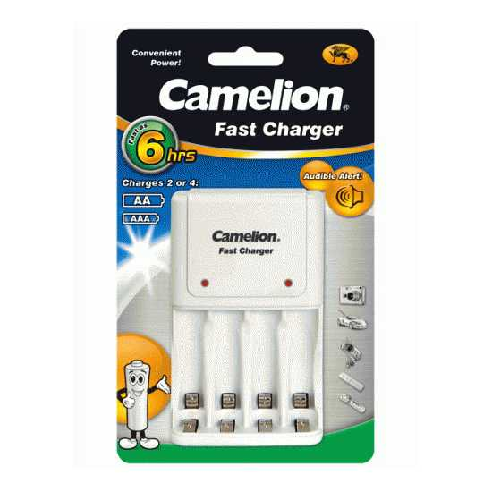 Camelion Battery Charger