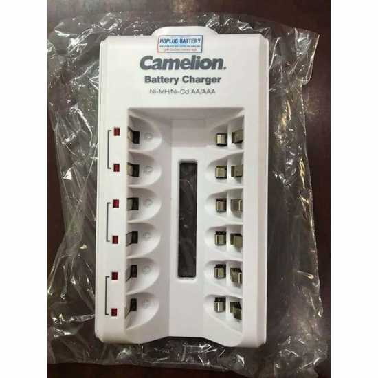Camelion AA-AAA BATTERY CHARGER 6 Cells Same Time