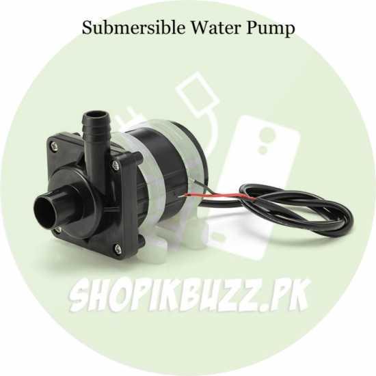 Submersible Pump 12V DC Mini Water Pump Shopikbuzz