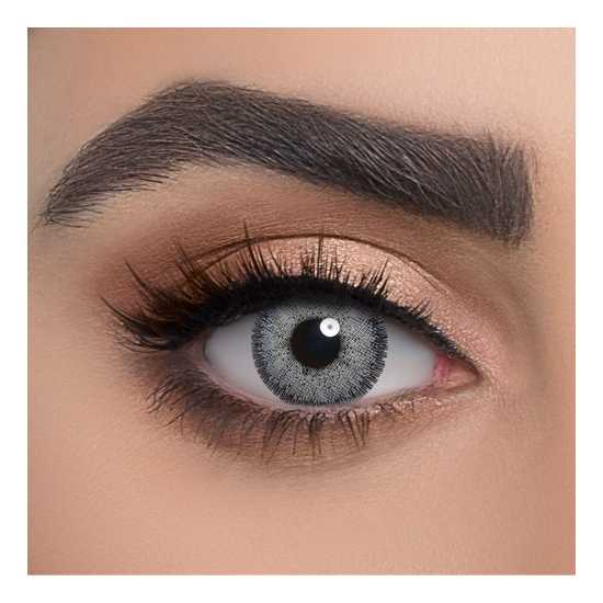 Dahab Contact Lens Color Lenses Dahab Contact Lenses with Free Solution Kit