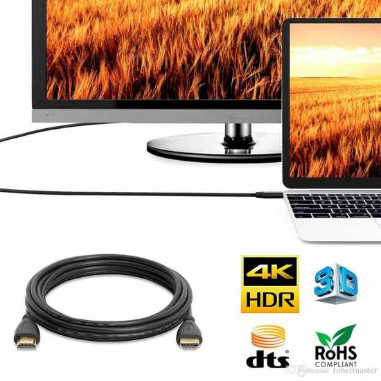 High Quality 4K Compatible Hdmi Cable 1.5 m