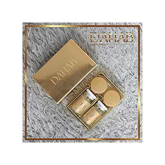 Dahab Daily wear Eye Contact Lenses With Full Accessories