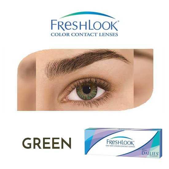 Fresh look---eye contact lenses---color lenses
