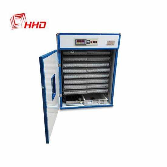 1232 Eggs Commercial Fully Automatic Incubator Digital Hatchery Machine